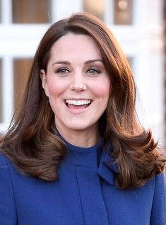 Kate Middleton hair. The 28 Best Haircuts for Long Hair #purewow #style #hair #beauty #hairideas #hairstyles #haircolorideas