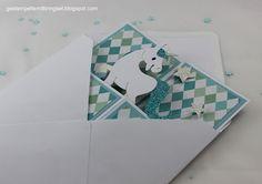 Gestempelte Mitbringsel: Einhorn Card in a Box