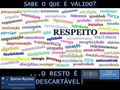 Respeito, por Simoni Aquino