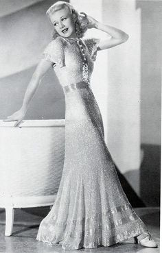 Ginger Rogers, Promotional image for' In Person'(1935)