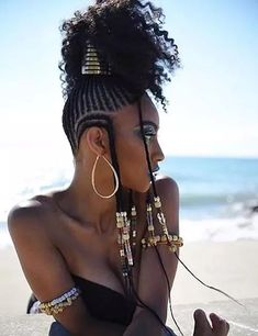 Box Braids Hairstyles, Lemonade Braids Hairstyles, Hairstyles 2018, Protective Hairstyles, Braided Mohawk Hairstyles, Natural Afro Hairstyles, Hairstyles Pictures, Straight Hairstyles, Wedding Hairstyles