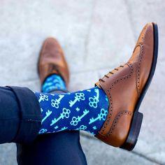 Loving these AMAZING Men's Socks from Soxy - Mensfash