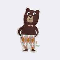 Mr. Bear Cushion 34€
