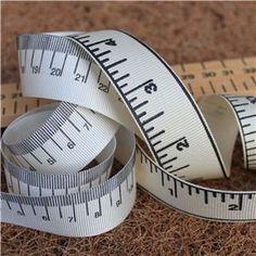 Tape Measure ribbon!