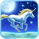 Unicorn Rush Icon Concept