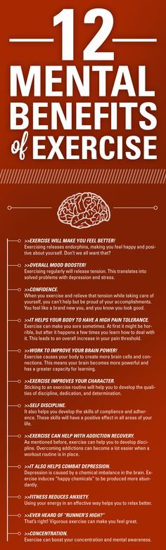 12 mental health benefits of…