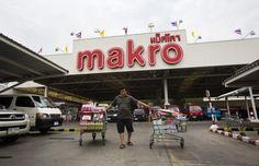 Siam Makro buys four food companies
