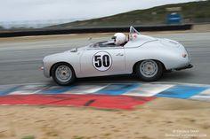 Mike Sullivan's Porsche 356.