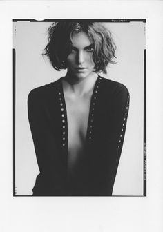 Arizona Muse Stars in Pièce d' Anarchive's Spring 2013 Campaign by Paolo Roversi
