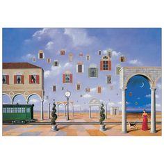 OLBINSKI - Radical Transformation of Symbols, 2002 77x52 cm #artprints #interior #design #art #prints  Scopri Descrizione e Prezzo http://www.artopweb.com/EC21845