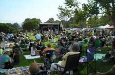 Free Summer Concerts in throughout San Diego County!