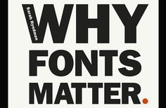 Why-fonts-matter-list