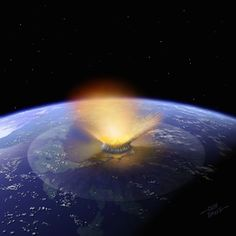 If the asteroid or comet thought to have killed the dinosaurs had come a few million years earlier or later, they might have survived, scientists say.