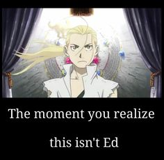 I recently found this isn't ed, but hohenheim...