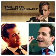 I <3 #HarveySpecter! (Is there a more handsome face to look at?) #Suits