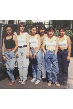 "This Instagram Captures The Glory Days Of L.A.'s Chicana Party Crews #refinery29  http://www.refinery29.com/2016/04/104044/los-angeles-crews-chicana-veteranas-and-rucas-instagram#slide-2  Tell us more about why you decided to start this Instagram archive. ""I had two motives. One was to reconnect with people who I lost touch with, because I was living in New York when I started the Instagram account, and the second reason was because every time I went online or did a basic Google search, I…"
