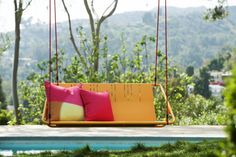 The IDK porch swing