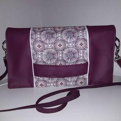 Filauchette 🧵🥢 sur Instagram: Pochette sac à main #cachotin de chez #sacotin offert à ma belle-soeur à Noël dernier 🎁 ! Facile à coudre et à porter lors d'une jolie…