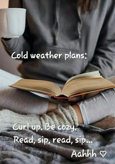 Cold Weather Plans