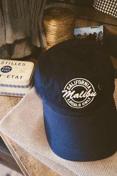 Brandy ♥ Melville | Katherine Malibu Locals Only Cap - Hats & Beanies - Accessories
