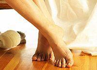 gegen Fußschmerzen und Schmerzen im Fuss