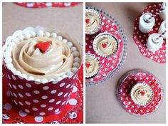 Banana Biscoff Cupcakes Dyptich 3