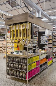 Theatrical Grocery Markets : Grocery Market