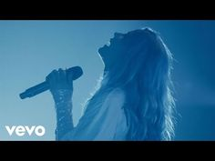 Halsey - 100 Letters (Vevo Presents) - YouTube