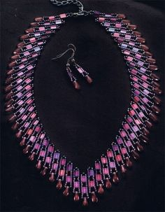 Lots of examples of creative use of Tila Beads