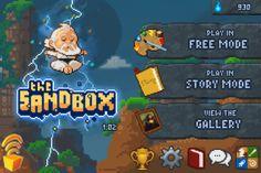 Sand Box #iPhone #Game
