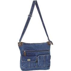 Women's Cartidge Pocket Crossbody Handbag - Walmart.com