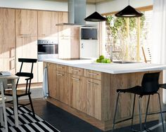 Oude keukenlijnen IKEA foto's