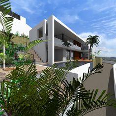 New design villa in Moraira, Be Spoiled Moraira, New Builds, Luxury Villa, News Design, Investing, Spain, Building, Plants, Luxury Condo