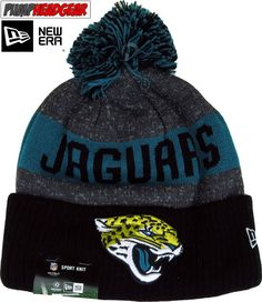 a4b26aa7610 Era NFL Jacksonville Jaguars 2016 Sideline Official Sport Knit for sale  online