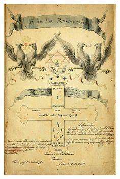 alchimie-illustration-Rose-Croix-01 - La boite verte