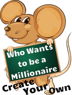 "who wants to be a millionaire"" powerpoint review game template, Powerpoint templates"