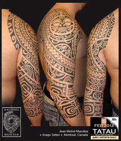 tatouage maori symboles signification - Recherche Google