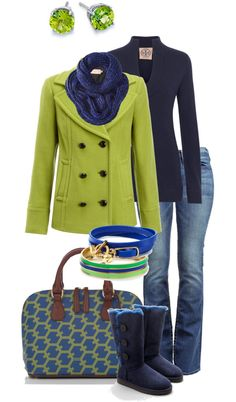 4bede24c9ed3 A fashion look from November 2012 featuring Tory Burch tunics