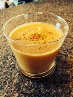 Pumpkin smoothie  #vegicouture #pumpkin #smoothie #vegan #veganfood #healthy #pumpkinsmoothie
