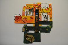 """""""Strom"""" rozměr 60x50cm, rok výroby 2011"""