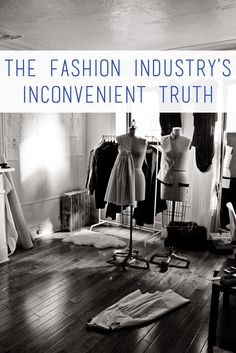 In honor of the Rana Plaza Factory collapse 2 years ago today, I'm sharing: 10 Important Reads on the Fashion Industry's Inconvenient Truth.  #fashrev #whomadeyourclothes