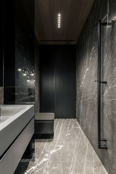 YODEZEEN architects designed this inspiring 146 apartment interior in Kiev, Ukraine, in Take a look at the complete story after the jump. Home Decor Styles, Cheap Home Decor, Home Decor Accessories, Toilette Design, Old Home Remodel, Cheap Bathrooms, Apartment Interior, White Apartment, Industrial Apartment