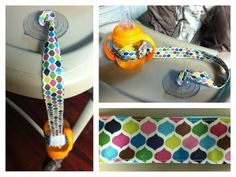 2 for 20 deal Baby toddler bottle sippy cup tether by TheShyBaby, $20.00