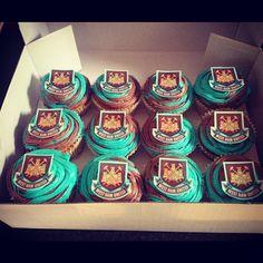 #westham #cupcakes #homemade