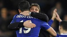 cool Chelsea's squad want an end to the war between Conte and Costa