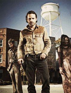 The Walking Dead so ready for it start again