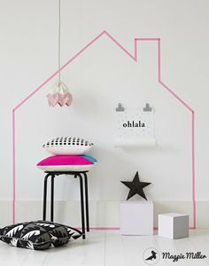 12 creative ways to decorate with washi tape! LOVE THIS