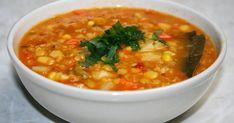 Soczewica jest jedną z najzdrowszych roślin strączkowych. Zawiera dużo białka, witamin z grupy B oraz żelazo. Można z niej przyrządzić bard... Good Food, Cooking, Ethnic Recipes, Diet, Dish, Essen, Kitchen, Healthy Food, Brewing