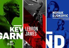 ESPN Sportscenter Redesign - Mike Arcangeli sports graphics