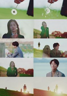 Together again! Live Action, Goblin The Lonely And Great God, Goblin Korean Drama, Goblin Gong Yoo, Drama Memes, Drama Quotes, Yoo Gong, Ugly Cry, Kwon Hyuk